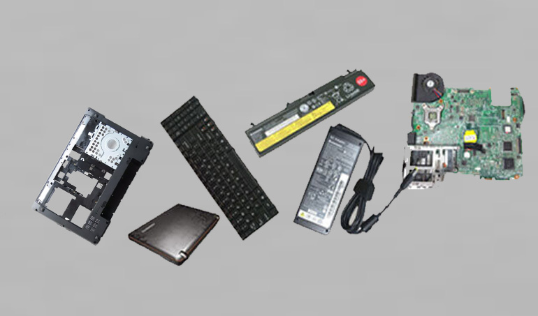 Lenovo Laptop Spare Parts and Accessories Center in Chennai